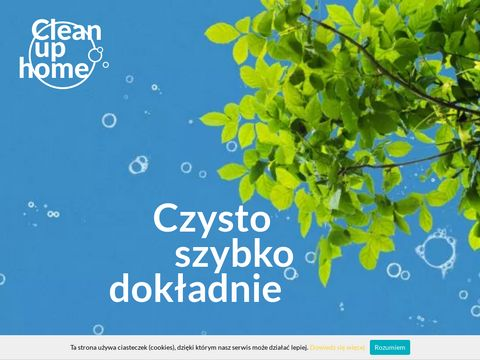 Www.cleanuphome.com.pl