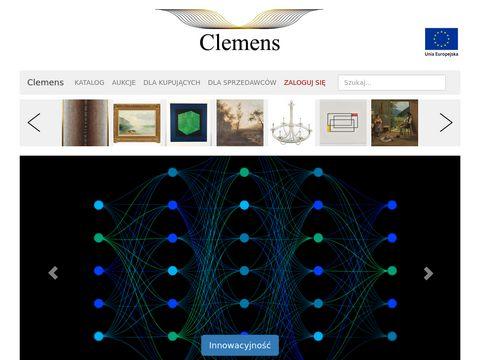 Dom Aukcyjny | Clemens