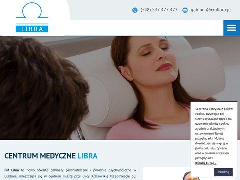 Terapia Psychologiczna w Lublinie - CM Librium