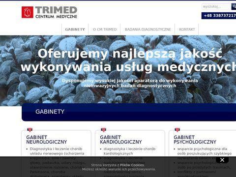 CM Trimed - Reumatolog - Wadowice