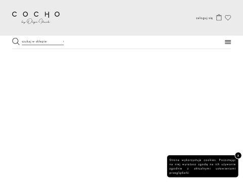 Cocho - Bluzy damskie