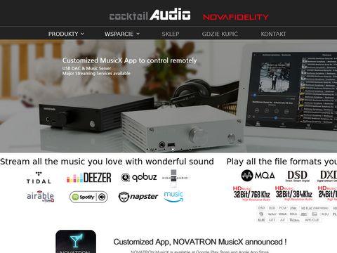 CocktailAudio X40