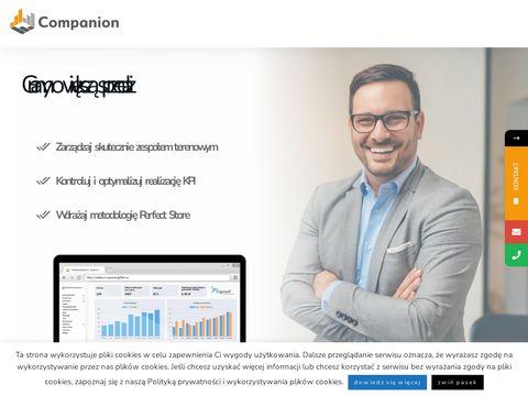 Aplikacje mobilne dla firm - Companion