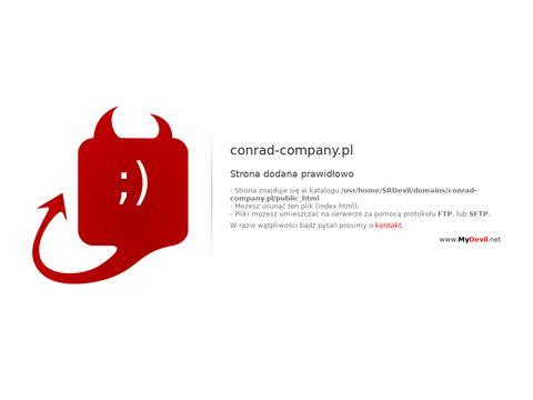 Serwis urządzeń gastronomicznych Conrad Company