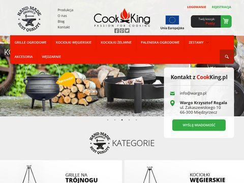 Cookking.pl - grill nad ognisko