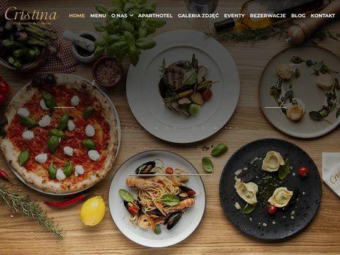 Cristina najlepsze restauracje zakopane