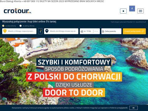 Przejazd do Chorwacji - crotour.pl