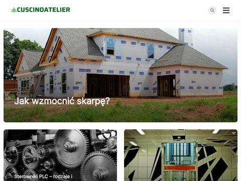Unikalny sklep z poduszkami dekoracyjnymi - Cuscino Atelier