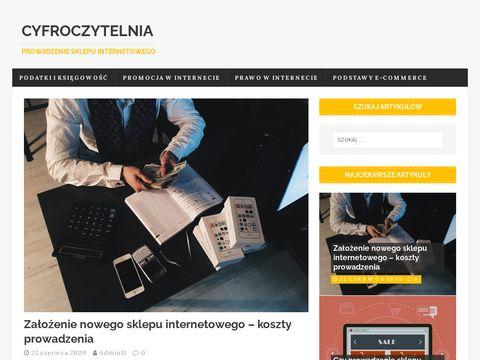 CyfroCzytelnia - ebooki, audiobooki i eprasa..