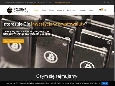 Kryptowaluty symbolem nowoczesnoÅ›ci