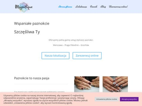 Czas Odnowy - Stylizacja Fryzur i Paznokci, Kosmetyka - Warszawa Praga Południe - Grochów