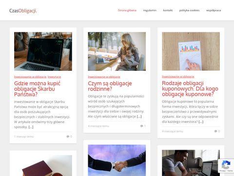 Obligacje korporacyjne a amerykański rynek pozagiełdowy - czytaj na czasobligacji.pl