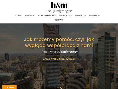 Zatrudnianie cudzoziemców - d-hm.pl