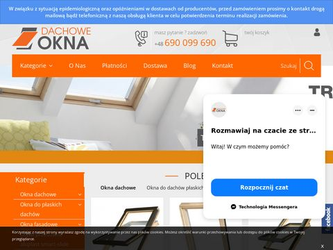 Okna dachowe - dachoweokna.pl