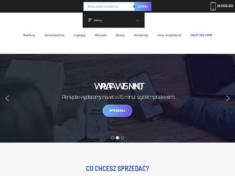 Daiphone.com odkup uszkodzonych telefonów