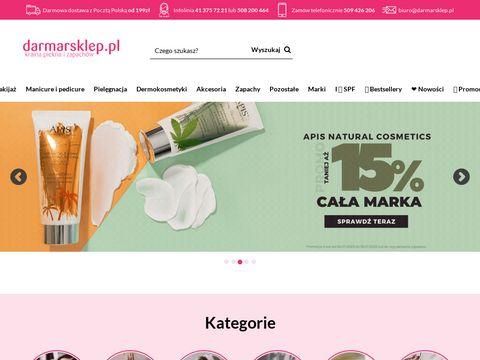 Drogeria internetowa Darmar - sklep z kosmetykami online
