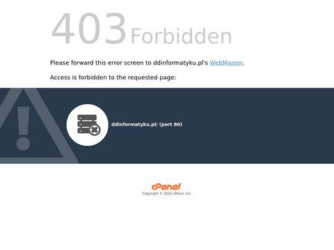 Dzień Dobry Informatyku - Blog od informatyka dla informatyków