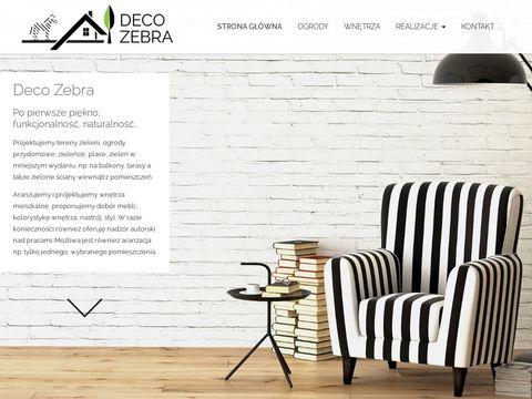 Projektowanie i aranżacje wnętrz Rzeszów - Studio Deco Zebra