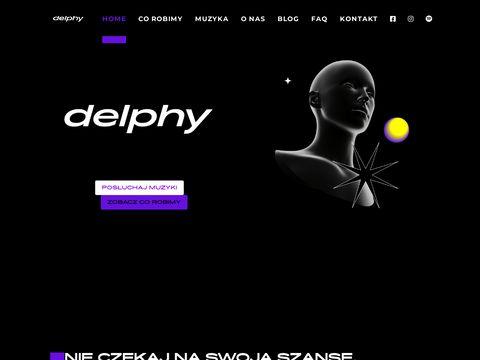Wytwórnia muzyczna Delphy Records