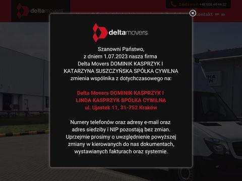 Przeprowadzki firmowe - delta-movers.com