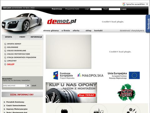 Demot - części samochodowe
