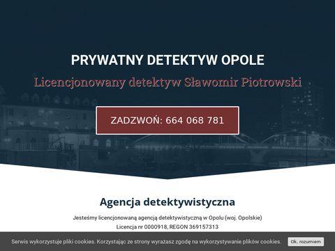 Detektyw Opole