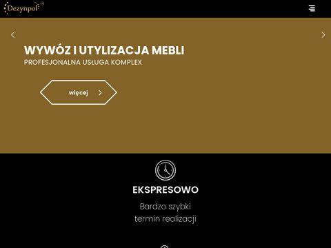 Dezynpol - dezynsekcja Kielce, zwalczanie pluskwy, insekt贸w