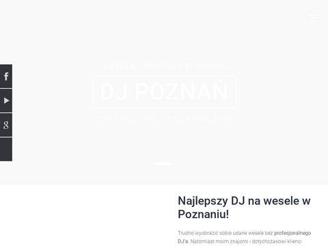 DJ Tommy Twój dj na Wesele z Poznania