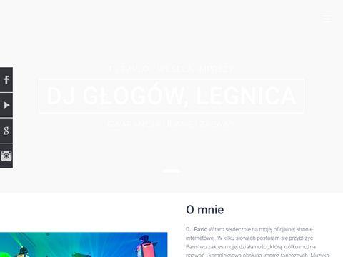 DJ na Wesele G艂og贸w, Legnica, poprawiny, osiemnastki, imprezy