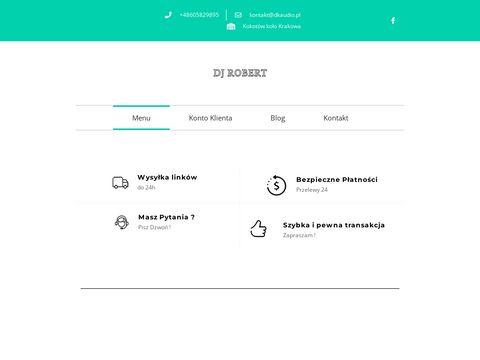 Sprz臋t audio i kino domowe - DK AUDIO Sklep HiFi i kino domowe