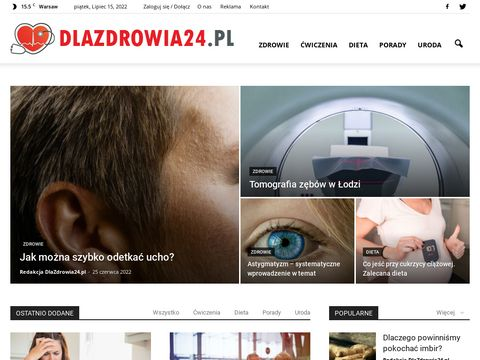 Tania apteka internetowa - dlazdrowia24.pl