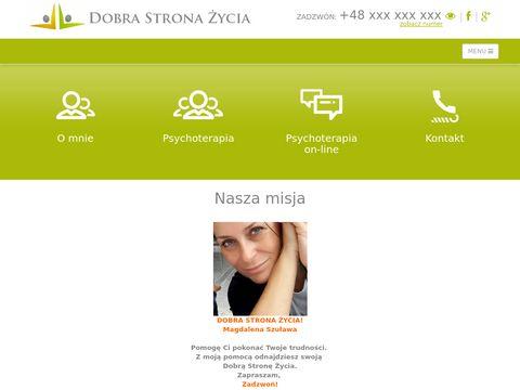 Pomoc psychologiczna Warszaw