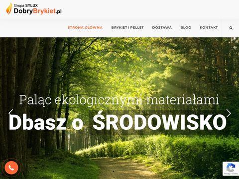 Dobry brykiet Warszawa i okolice