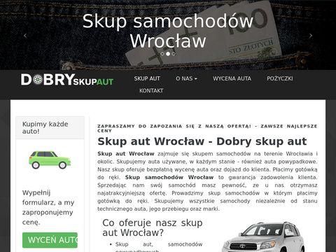 Skup samochod贸w Wroc艂aw