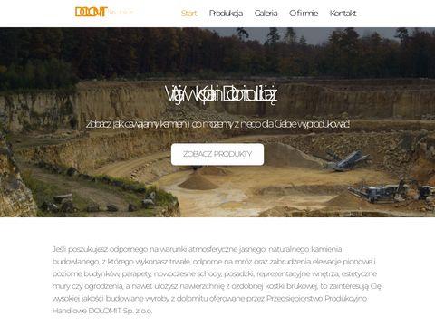 DOLOMIT Sp. z o.o. - Kopalnia Dolomitu