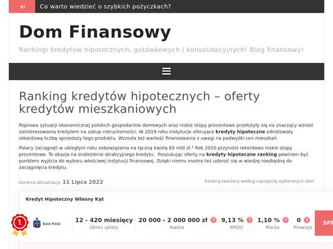 Domfinansowy.pl