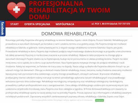 Rehabilitacja Gdańsk, Sopot