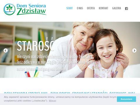 """Dom Seniora """"Zdzisław"""" - Dom opieki łódzkie"""