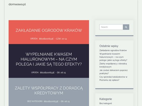 DomWawa.pl - deweloperzy Warszawa
