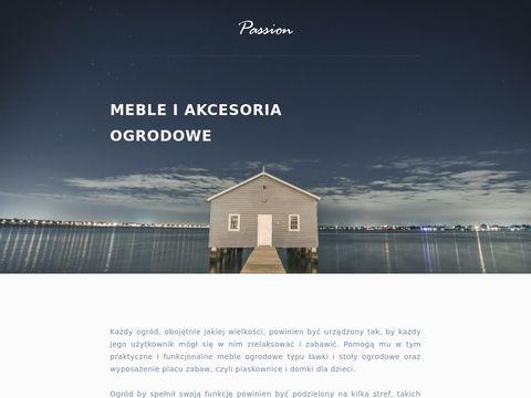 Domwogrodzie.pl - meble ogrodowe