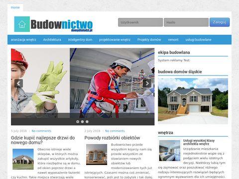 Domy Dla Ludzi Fasada Plus Sp. z o.o. tanie domy