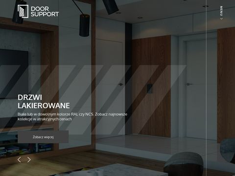 Door Support | Drzwi wewnÄ™trzne | Doradzamy, dostarczamy i montujemy