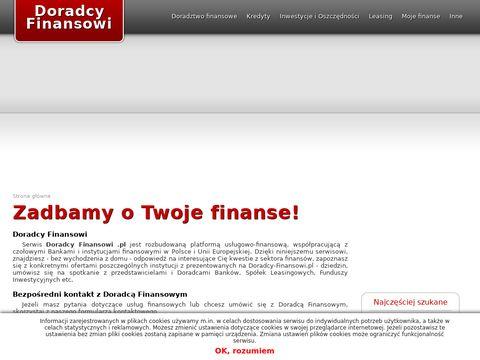Doradcy Finansowi