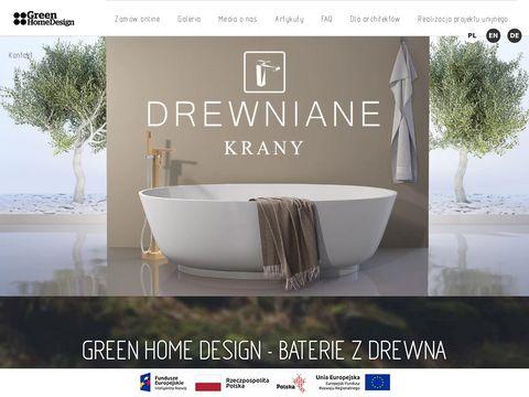 Www.drewnianebaterie.pl ciekawe baterie
