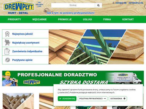 Drewpłyt Skład Drewna Grudziądz