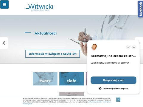 Plastyka brzucha Warszawa