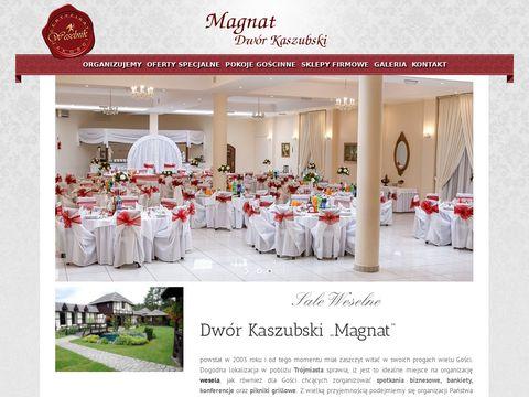 Www.dwor-magnat.pl