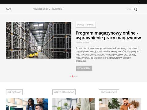 Biznes i wiÄ™cej - Biznes w internecie