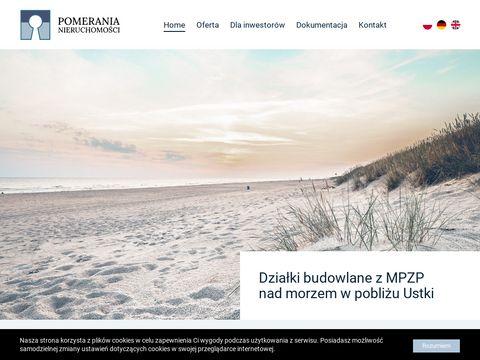 Działki budowlane nad morzem - dzialkinasprzedaz.eu