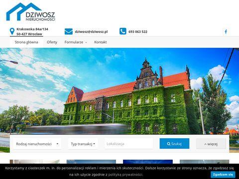 Biuro nieruchomości - Wrocław